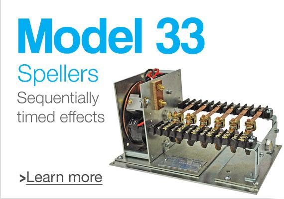 FMS Model 33 Spellers