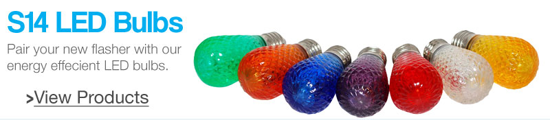 View S14 LED Light Bulbs