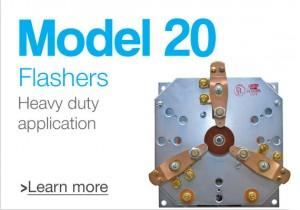 Signatrol Model 20 Flashers