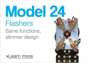 Signatrol Model 24 Flashers