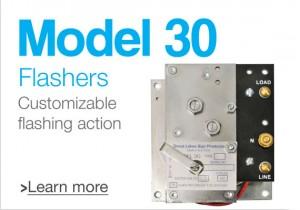 Signatrol Model 30 Flashers